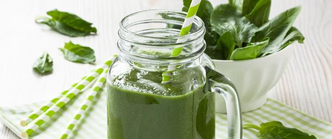 ريجيم العصير الأخضر- ديتوكس طبيعي لتظهير الجسم